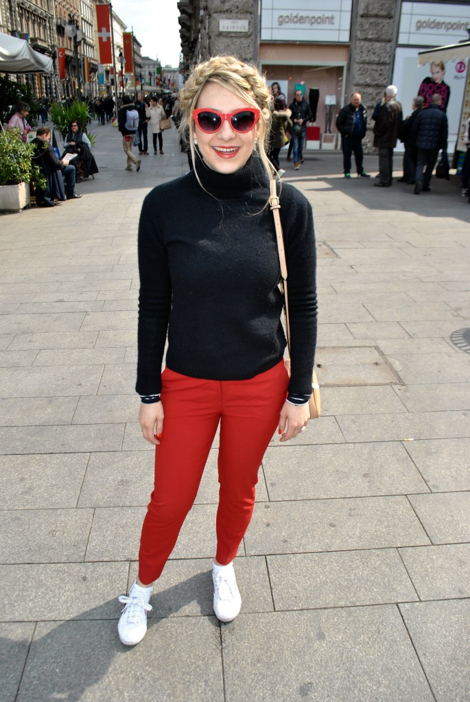 milan madamedaniel red pants