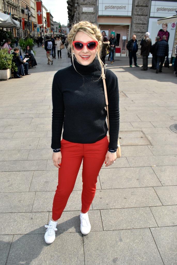 milan madamedaniel red pants
