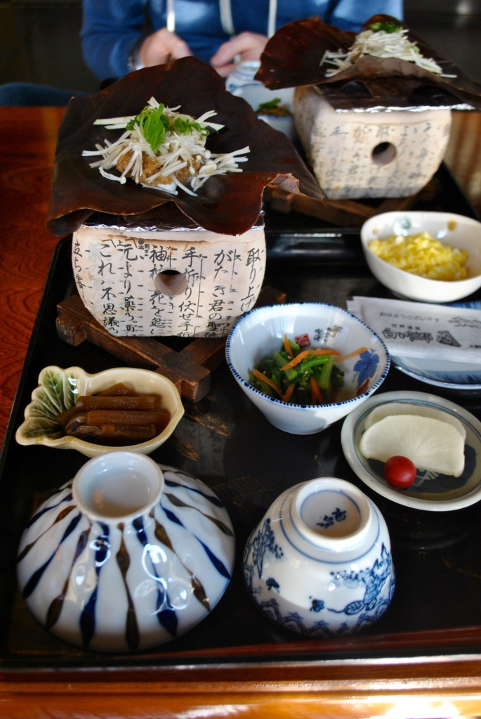 shirakawa village madame daniel honeymoon in Japan