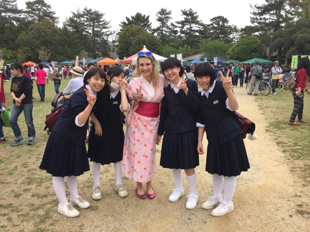 nara madamedaniel japon