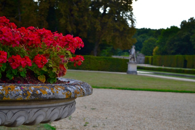 madamedaniel vaux le vicomte robe rouge bloggeuse paris avis