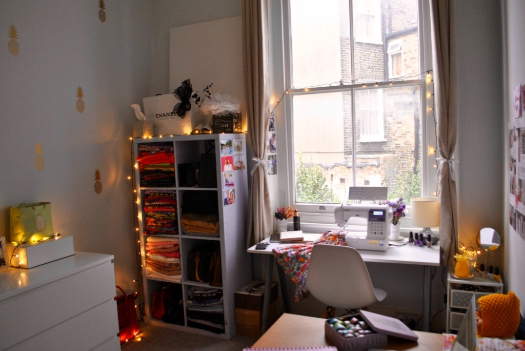 madamedaniel atelier craft room DIY inspiration