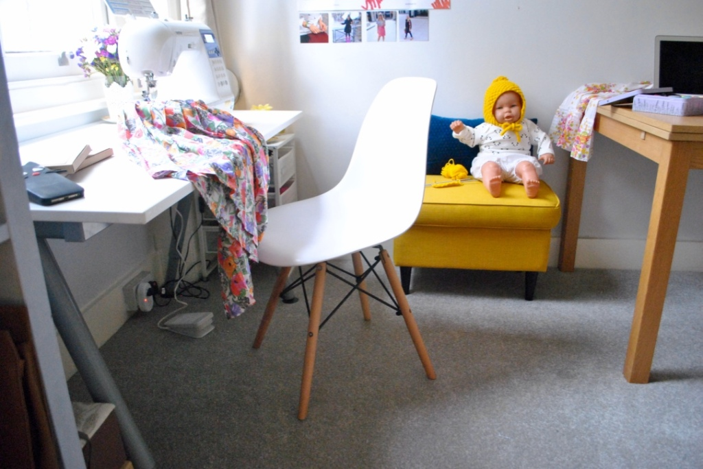 madamedaniel atelier craft room