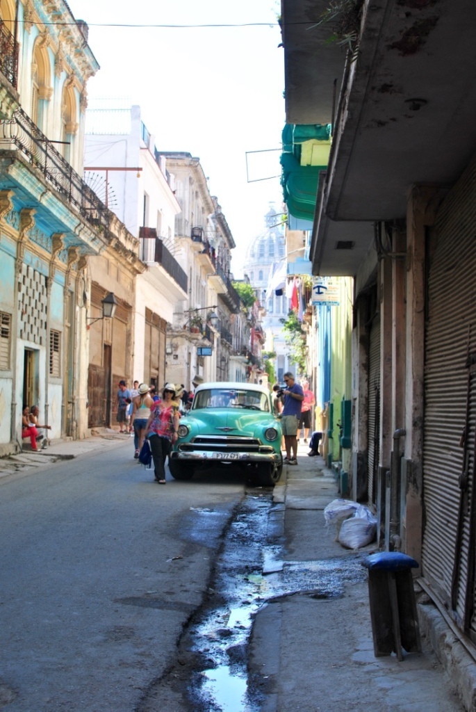 Madamedaniel wearlemonade salopette paloma cuba La Havane voyage cuba