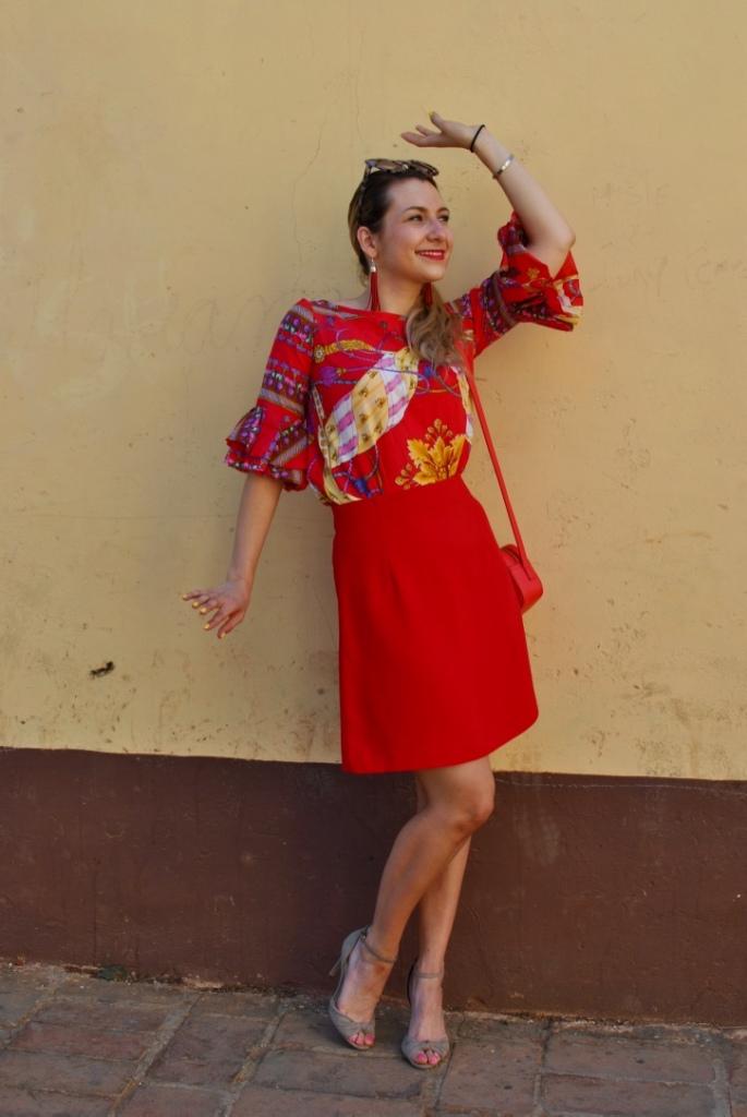 Trinidad madamedaniel falbala wear lemonade blog cuba voyage cuba avis