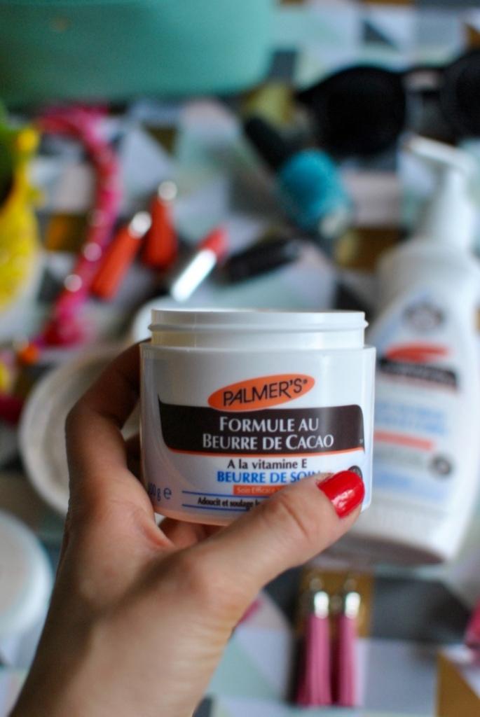Palmer's madamedaniel cocoa cream suitcase cuba beauty blog post