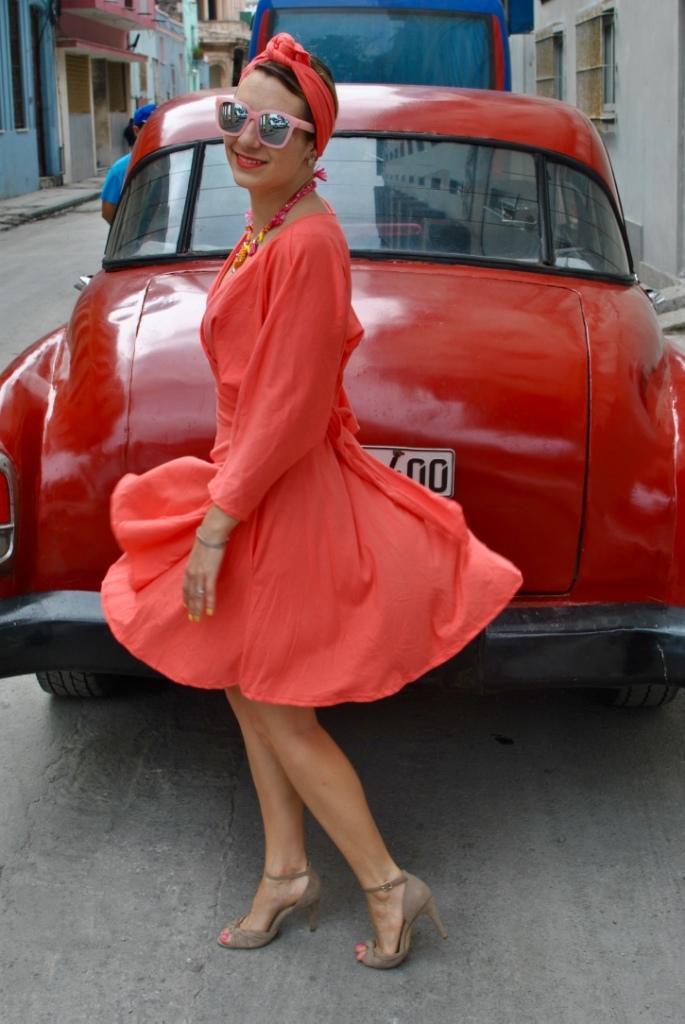 La havane madamedaniel robe frida wear lemonade que faire à cuba la boite à perles