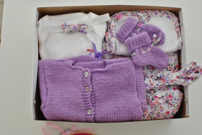 cadeau naissance madamedaniel milana cadeau bébé cousu main DIY