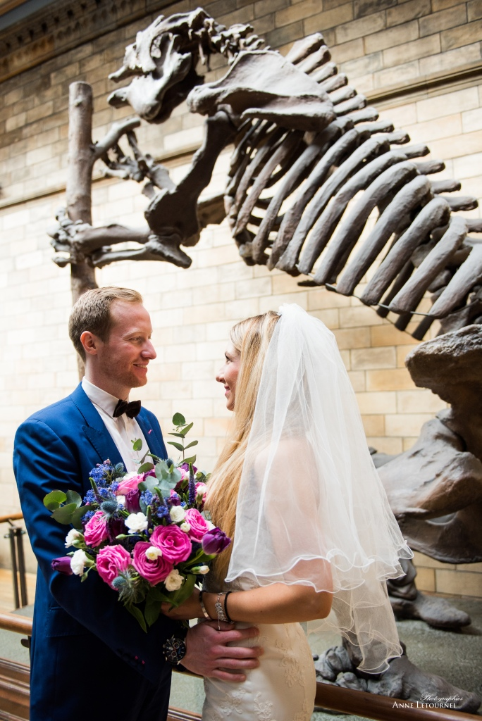 madamedaniel natural museum london wedding session french wedding londo