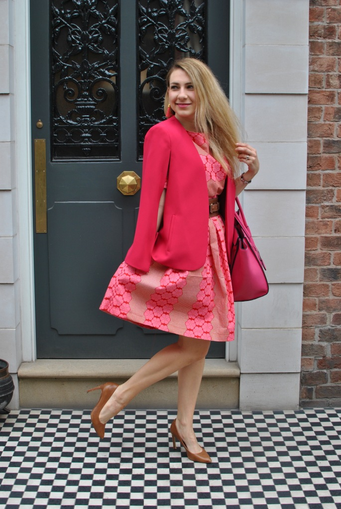 madamedaniel robe boubou rose frida wear lemonade wax fait main celine luggage pink